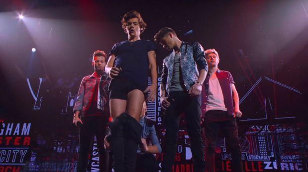 FOTOS: mira algunas imágenes de la película que One Direction estrena en Lima