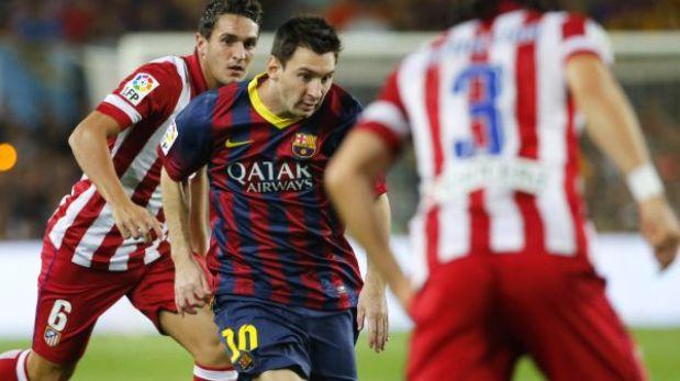 Barcelona campeón de la Supercopa tras el 0-0 con Atlético de Madrid