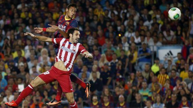 FOTOS: lo mejor del duelo entre Barcelona y Atlético de Madrid por la Supercopa de España