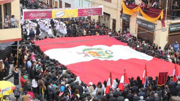 FOTOS: Tacna conmemoró 84 años de su reincorporación al territorio peruano