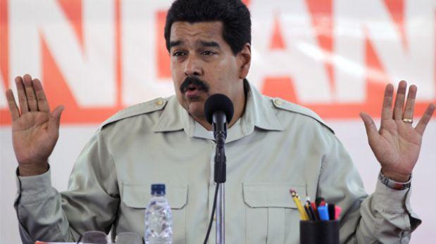 Maduro afirma que complot pretendía matarlo el mismo día en que EE.UU. atacara Siria