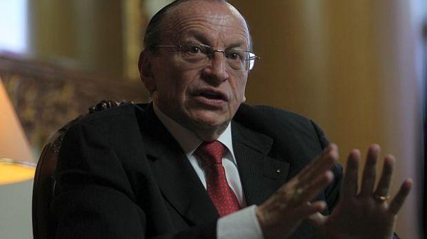 Peláez pidió levantamiento del secreto bancario de Toledo en Costa Rica