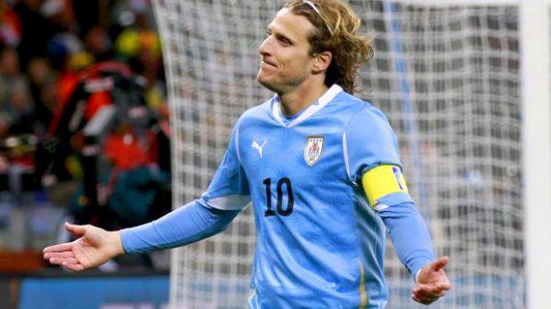 Uruguay viene a Perú con casi todo el equipo que triunfó en Sudáfrica 2010