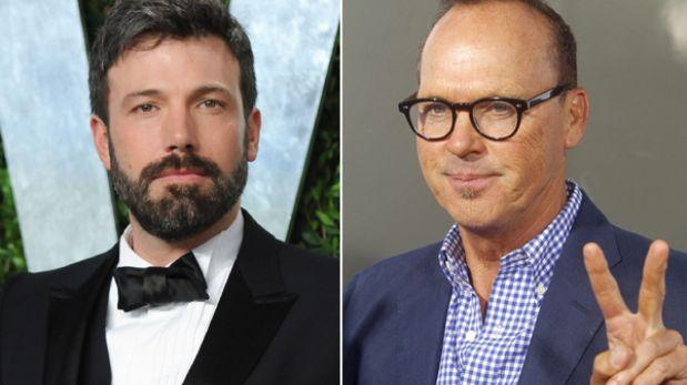 """Michael Keaton le da su bendición al Batman de Ben Aflleck: """"Será genial"""""""