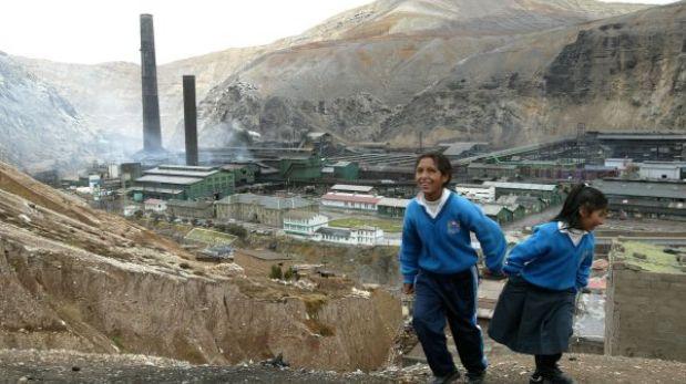 La Oroya es la quinta ciudad más contaminada del planeta