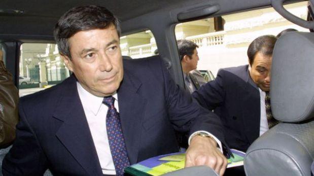 TC declaró improcedente hábeas corpus a favor de ex ministro de Fujimori