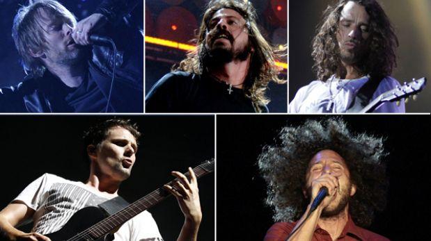 Cinco bandas de los noventa que seguimos esperando