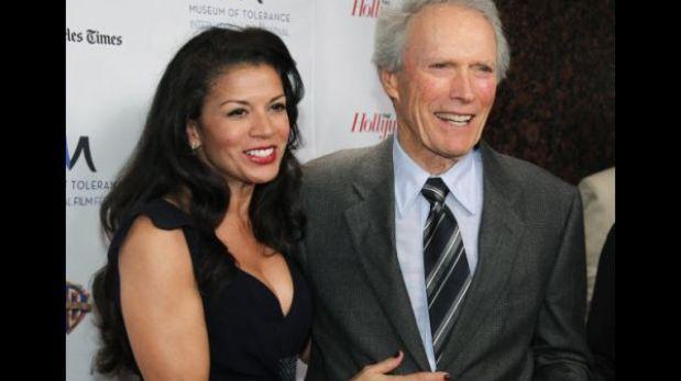 Clint Eastwood se separa de su esposa tras 17 años de matrimonio