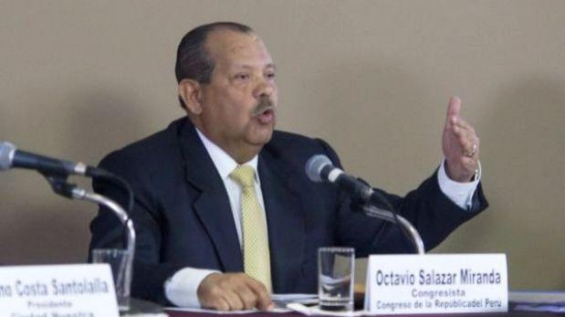 Rectores pidieron policías para controlar a senderistas, asegura Salazar