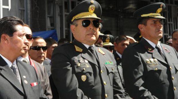 Arequipa: PNP redoblará la seguridad en alrededores de entidades bancarias