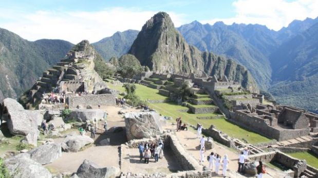 Imagen de Machu Picchu figurará en sello postal de Brasil