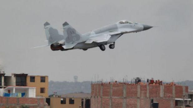 Piura: pedirán a la FAP cambiar zona de maniobras aéreas por el ruido extremo