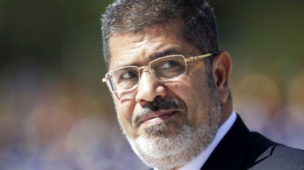"""Egipto: Mohamed Mursi será acusado por """"incitación a la violencia"""""""