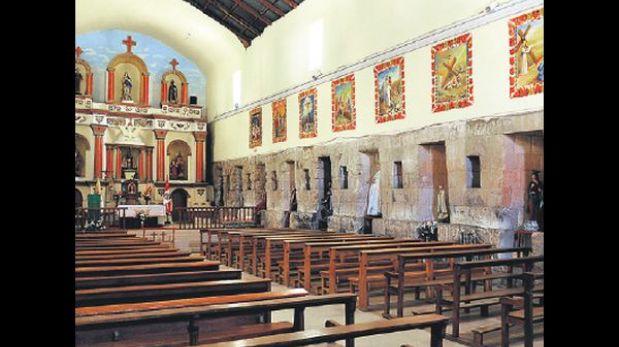 Huaytará: de santos e incas