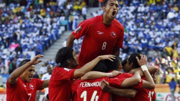 """Vidal y el sueño chileno: """"Si ganamos a Venezuela estaríamos cerca del mundial"""""""