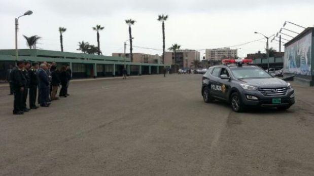 Patrulleros inteligentes salen a las calles tras demoras por implementación