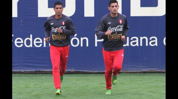 FOTOS: así entrena Perú para enfrentar a Uruguay