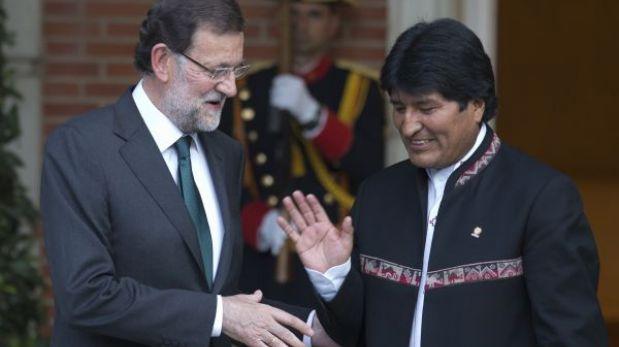 Evo Morales dio por superado conflicto con España por el caso Snowden