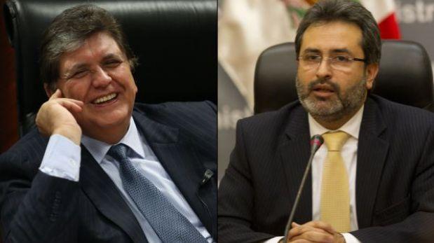 El Apra con Alan García se reúne hoy con primer ministro Juan Jiménez