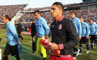 Perú-Uruguay: así se pararán ambos equipos en la cancha