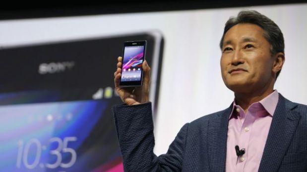 Xperia Z1, un potente smartphone que se transforma en cámara