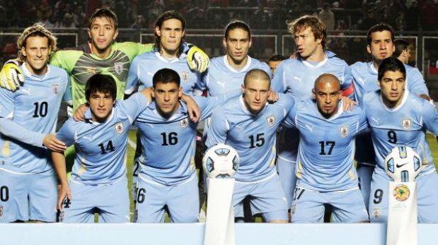 Uruguay definió el equipo: este es el once que enfrentará a Perú