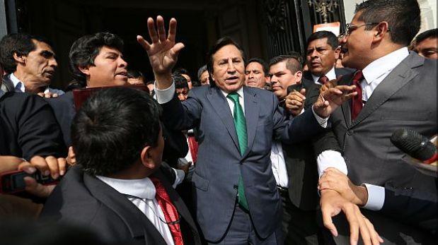 Congreso aprobó levantar secreto de las comunicaciones a Alejandro Toledo y Eliane Karp