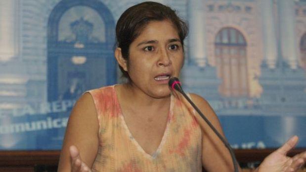 Hoy se inicia juicio oral a ex pareja de congresista Nancy Obregón