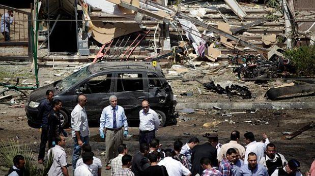 Egipto: ministro del Interior sobrevivió a un atentado que mató a dos personas