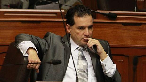 "Omar Chehade sobre Caso Andahuasi: ""Para mí ya es cosa juzgada"""