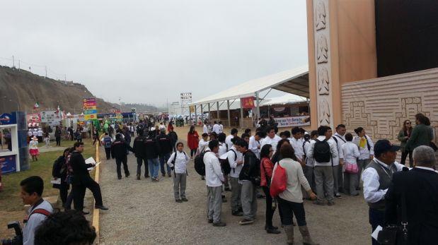 FOTOS: así se vivió la inauguración de Mistura 2013