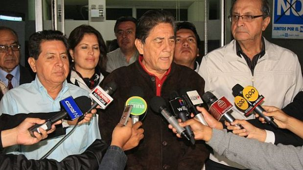 "Perú Posible calificó ""de circo político"" a la Comisión de Fiscalización"
