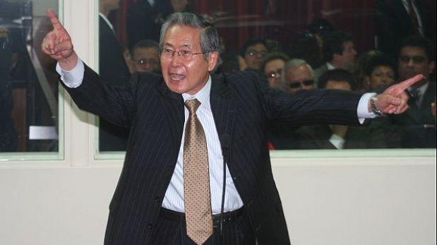 """Abogado de Fujimori: """"Su arresto domiciliario implicaría un ahorro al Estado"""""""