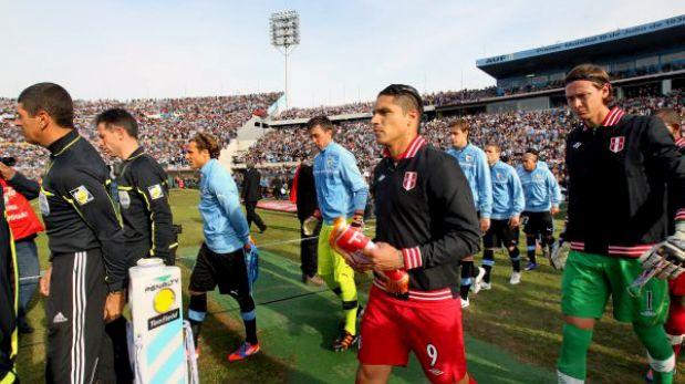 Perú-Uruguay: conoce el once titular de ambos equipos para esta noche