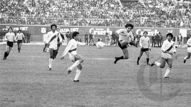 FOTOS: un día como hoy hace 32 años Perú empató con Uruguay y clasificó al mundial de España 82