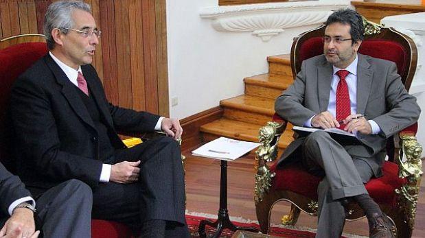 Somos Perú planteó que diálogo continúe a través del Acuerdo Nacional