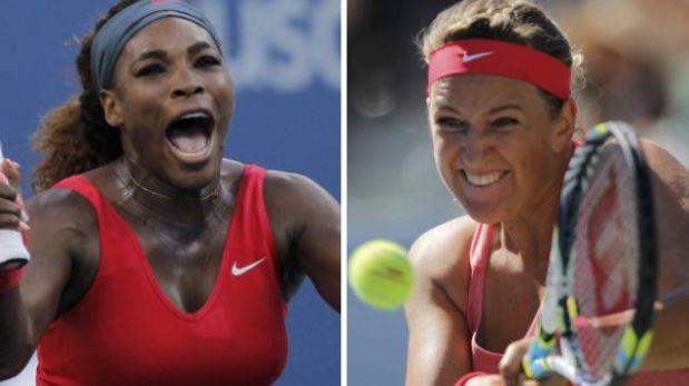 US Open: Serena Williams y Azarenka repetirán la final del 2012
