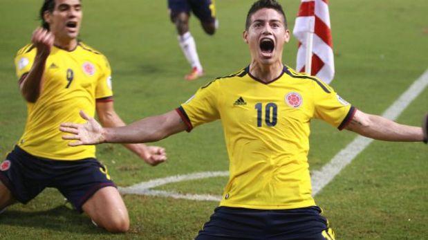 Colombia ganó 1-0 a Ecuador y ya se siente en el Mundial Brasil 2014