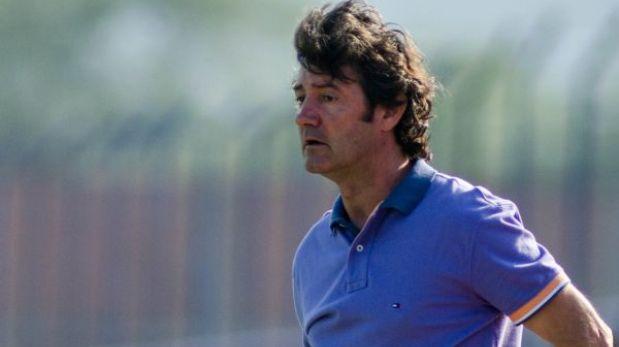 José Mari Bakero dejó de ser técnico del Juan Aurich