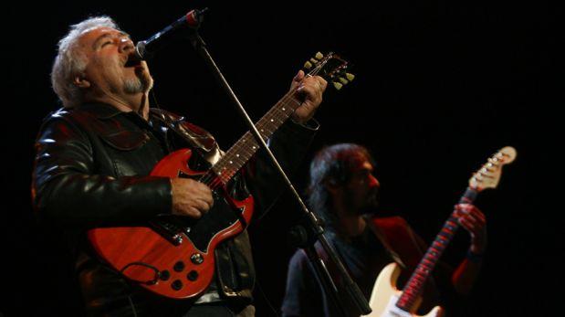 """FOTOS: Los Saicos tuvieron un """"segundo debut"""" en el Lima Vive Rock 2013"""