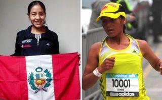 Inés Melchor se coronó campeona sudamericana de media maratón en Medellín