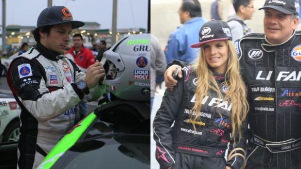 Mario Hart y Alejandra Baigorria abandonaron la primera etapa de Caminos del Inca