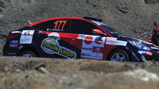 Más del 30% de pilotos no logró terminar la etapa Lima-Arequipa