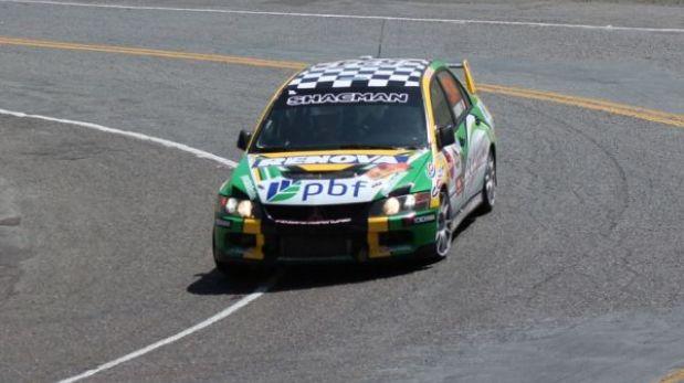Ronmel Palomino domina la etapa Lima-Arequipa a falta de un especial