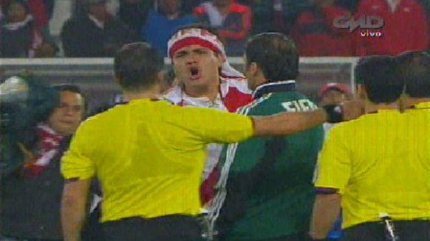 Habla el sujeto responsable de una sanción al Estadio Nacional