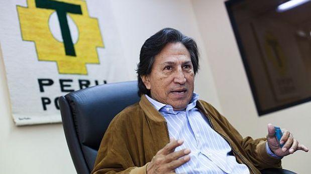 Alejandro Toledo no ha solicitado licencia, según vocero de Perú Posible