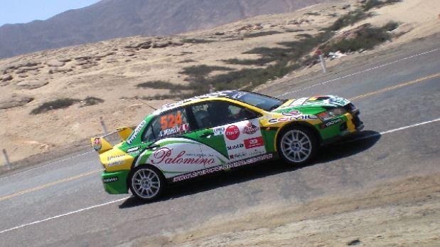 Ronmel Palomino gana la segunda etapa y sigue liderando Caminos del Inca