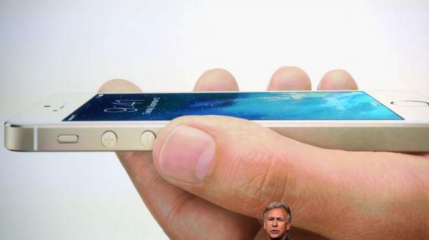 """FOTOS: el iPhone 5S, el teléfono """"con más visión a futuro"""" de Apple"""