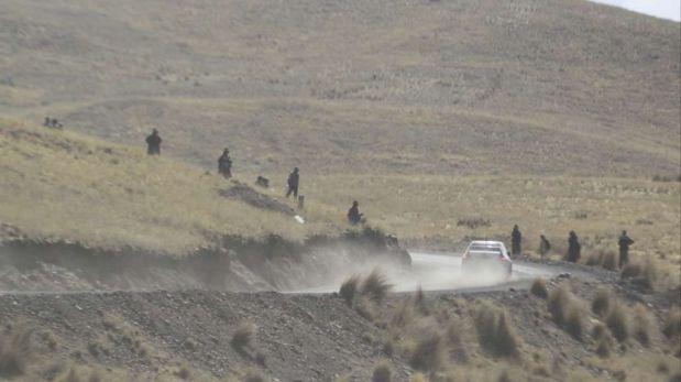 FOTOS: las postales que dejó la etapa Arequipa-Cusco tras el paso de los pilotos de Caminos del Inca