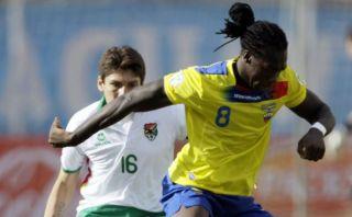 Ecuador complica clasificación directa al igualar 1-1 con Bolivia en La Paz